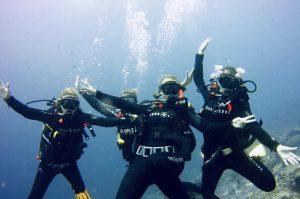 Fun dive Bali