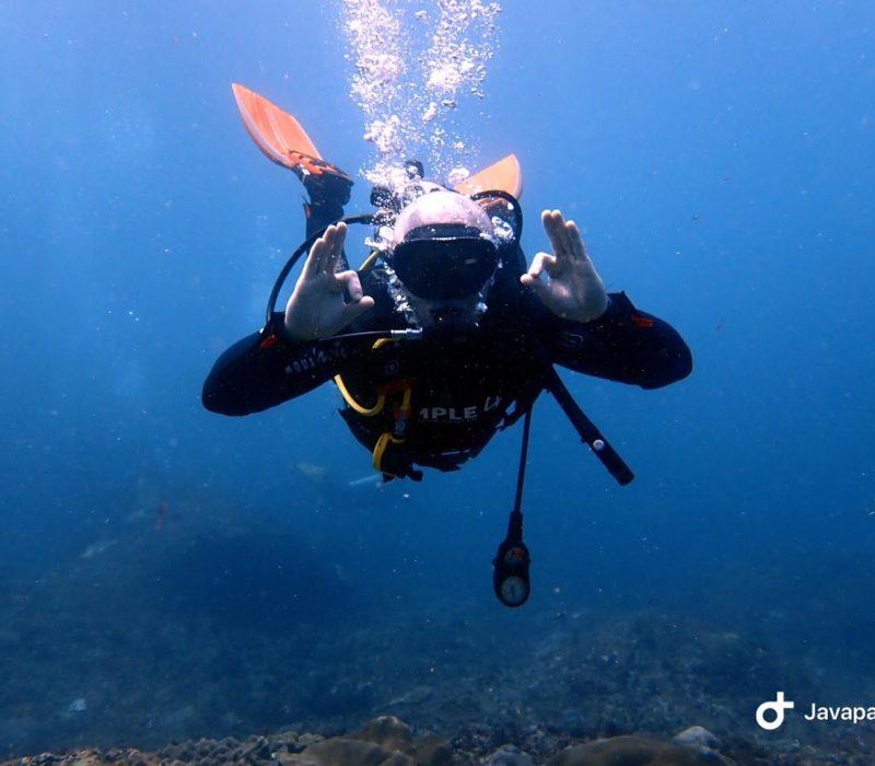Open Water Bali